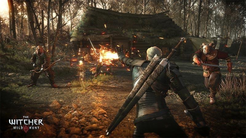 CD Projekt admet le downgrade de the Witcher 3