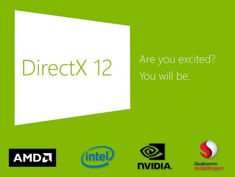Nvidia sort des pilotes certifiés WHQL pour DirectX 12