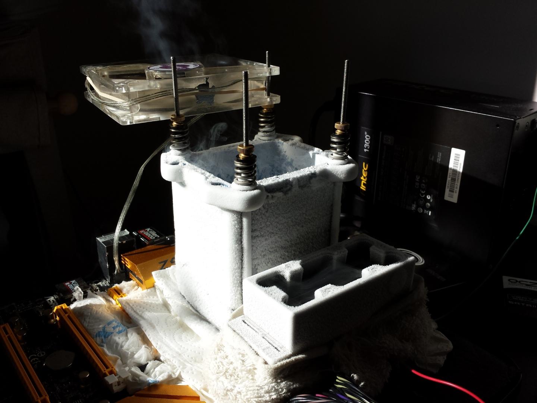 Un G3258 qui turbine à 6210 MHz