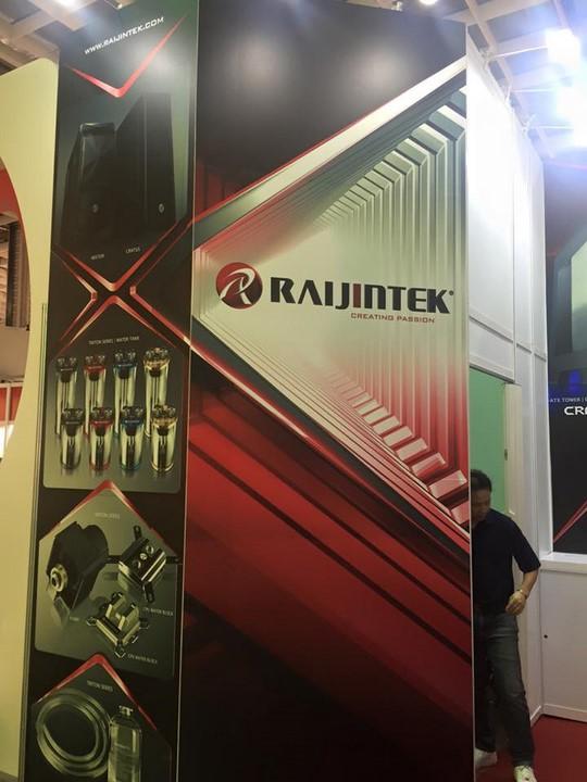 Computex : Raijintek agrandit ses familles de produits