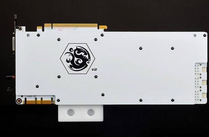 Galaxy fait pâlir la GeForce GTX 980 Ti