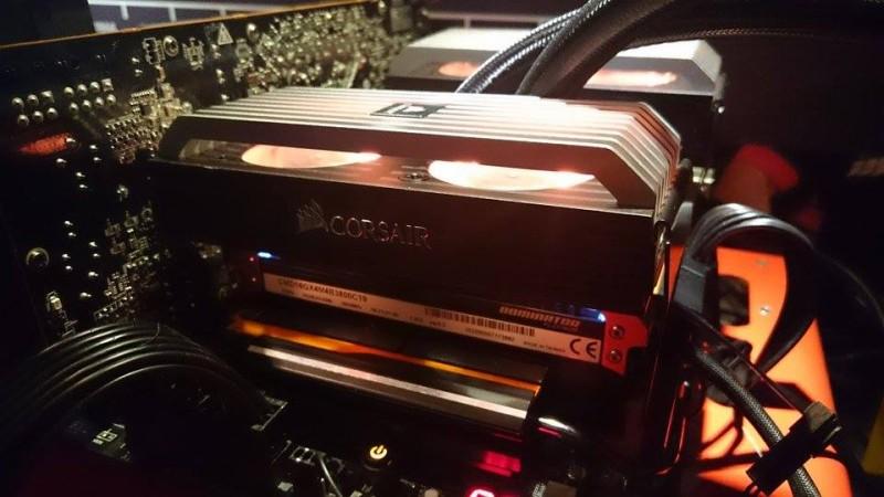 Computex : De la RAM à 3800 MHz chez Corsair