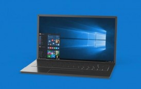 Le fond d'écran de Windows 10 est une vraie photo