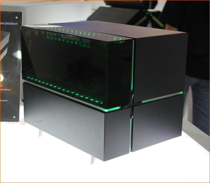 Computex : DeepCool présente un petit cube bien chouette