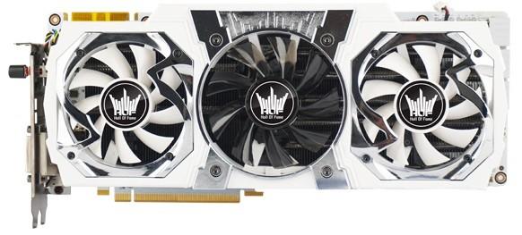 KFA2 lance une GeForce GTX 980 LN2 Ti en édition (très) limitée