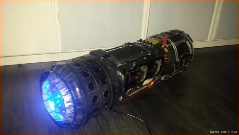 [MOD] Un missile dans le salon !