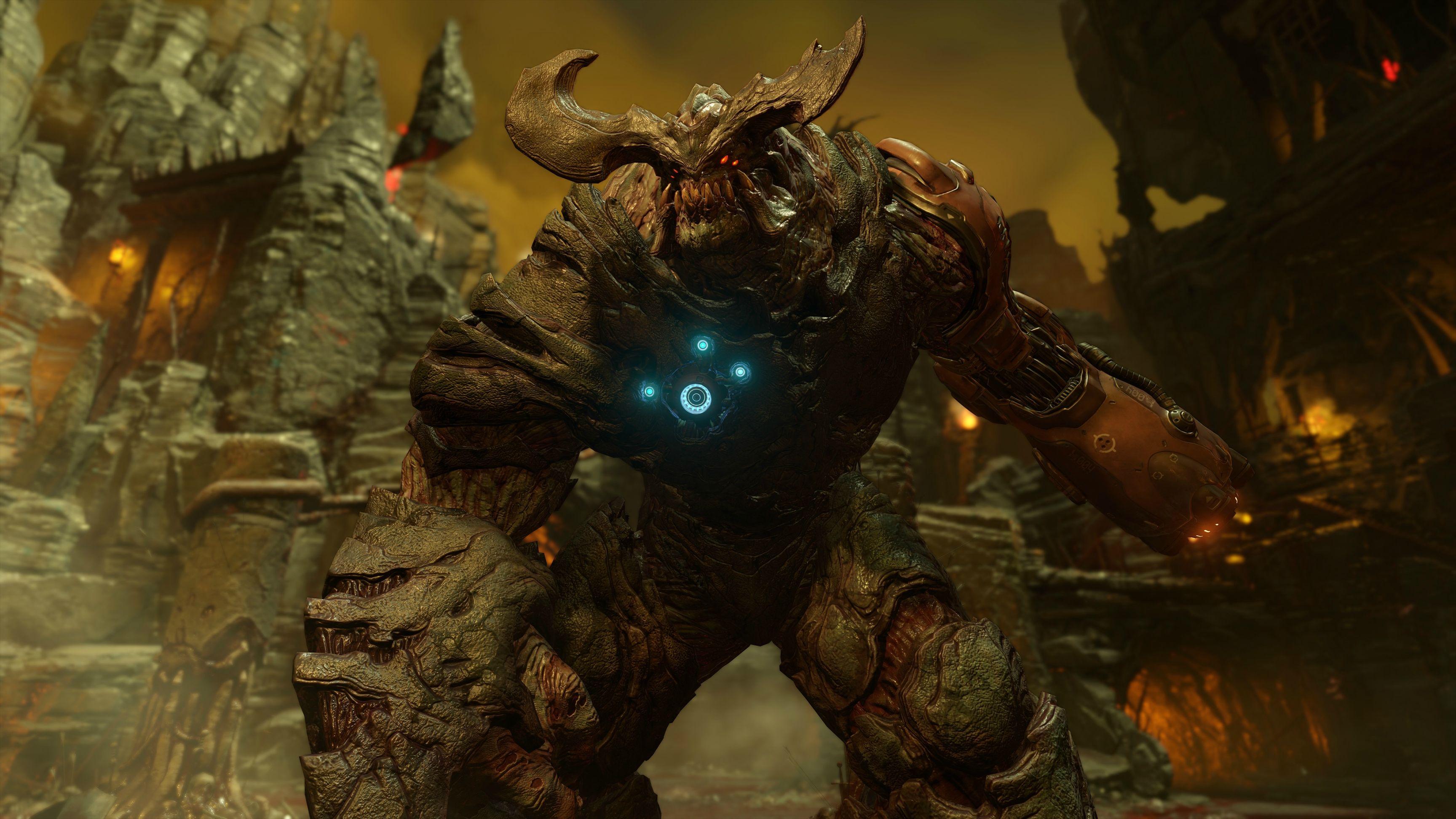 E3: Doom 4 sera beau et violent