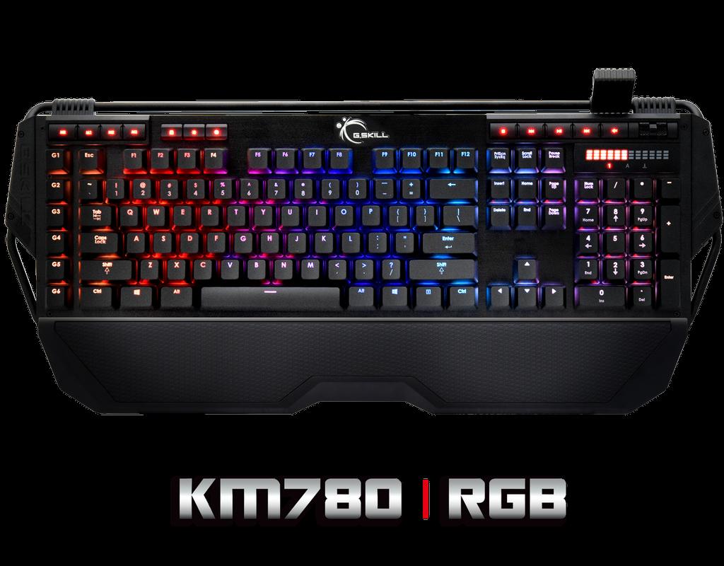 RGB keyboard_m