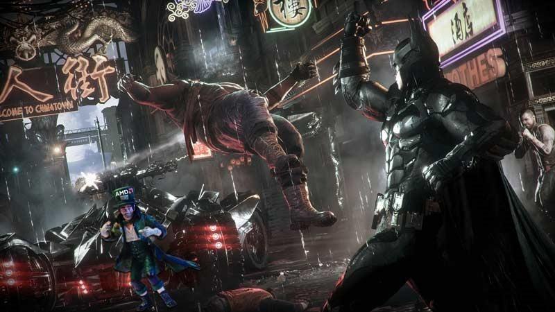 Batman: Arkham Knight s'annonce gourmand en matos