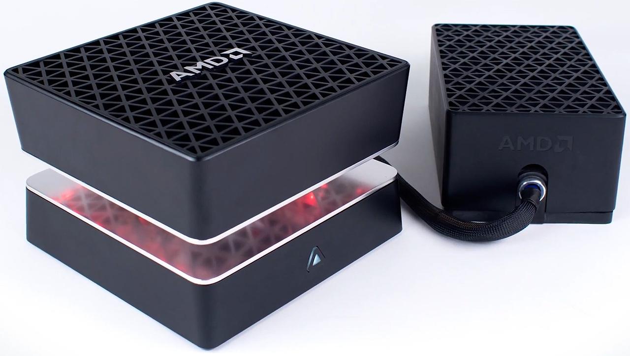 AMD utilise un Proco Intel dans son Projet Quantum