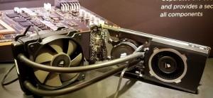 refroidissement liquide titan X 980