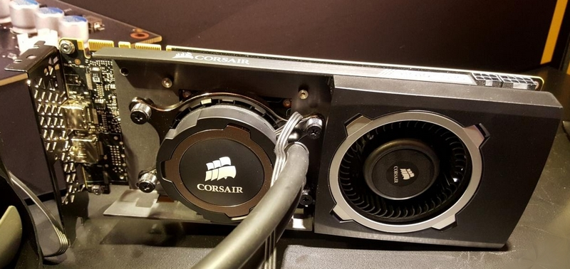 Computex : La Titan X prend la flotte avec Corsair
