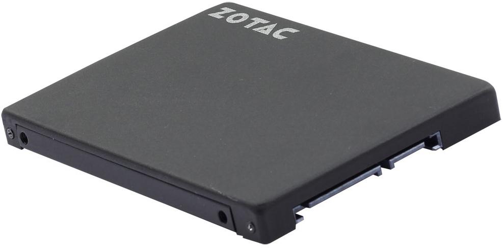 Zotac se lance dans le SSD