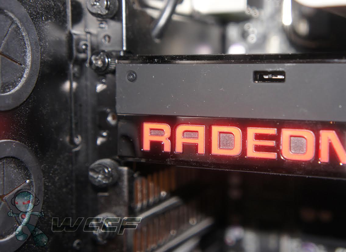 La Fury d'AMD se montre un peu plus