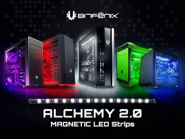 Bitfenix Alchemy 2.0 Magnetic LED