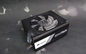 [TEST] Alimentation Corsair RM750i