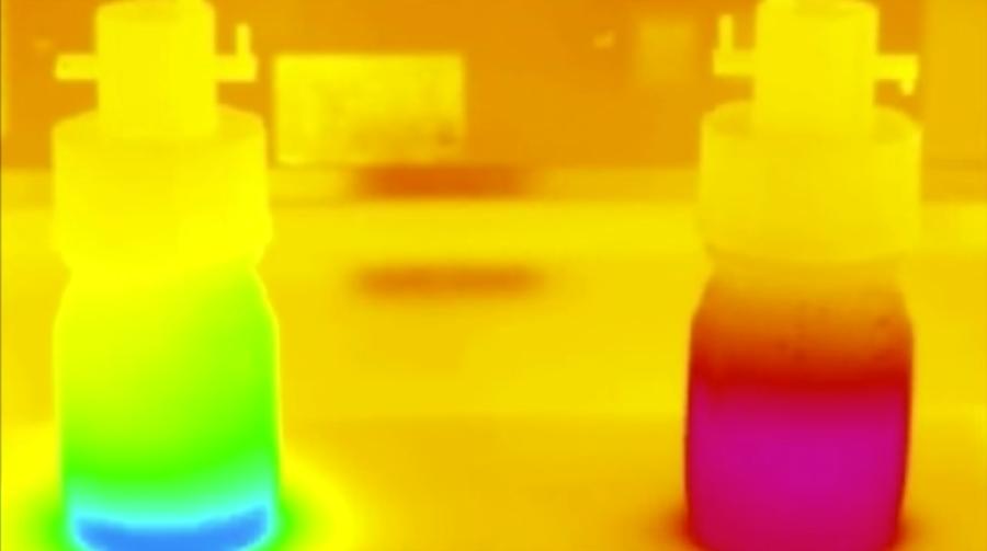 IBM propose d'utiliser la chaleur générée par les serveurs pour les refroidir