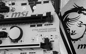 MSI dévoile sa carte mère ultime la Z170A Xpower Gaming Titanium