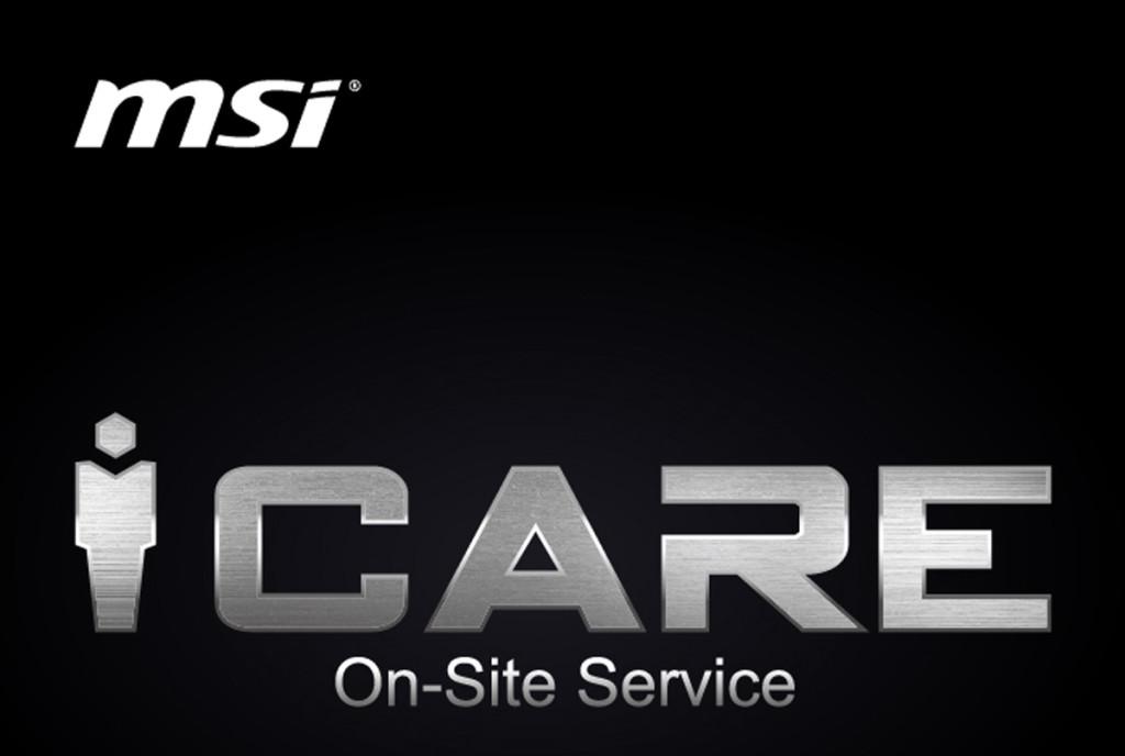 MSI lance un nouveau service d'intervention sur site J+1