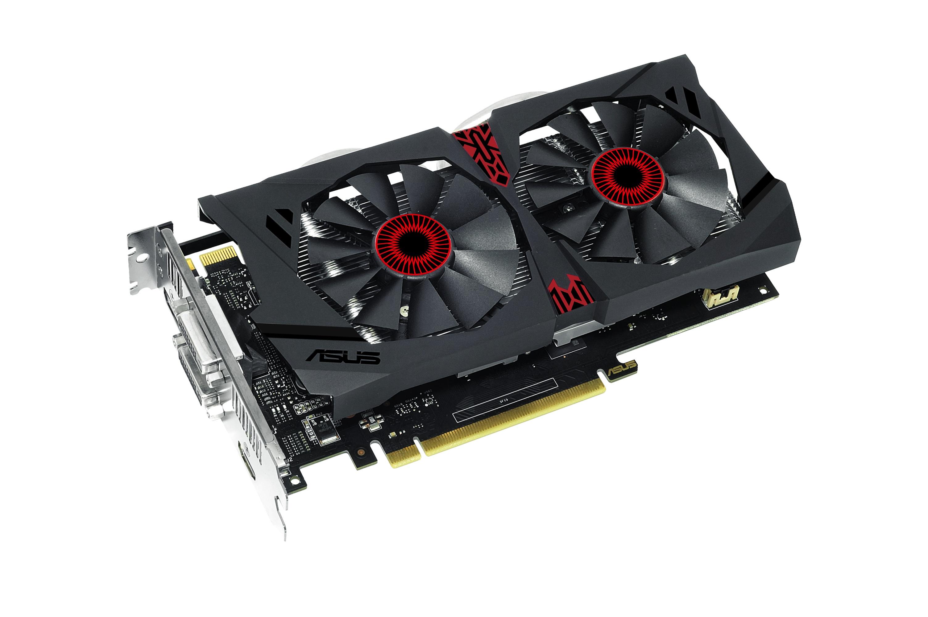 ASUS annonce la STRIX GTX950