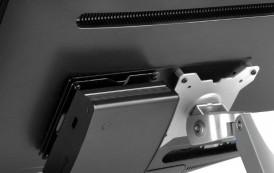 SilverStone propose le MVA01, un support écran/NUC