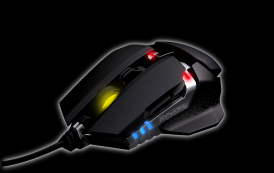 G.SKILL présente sa RIPJAWS MX780 Customizable RGB Laser Gaming Mouse
