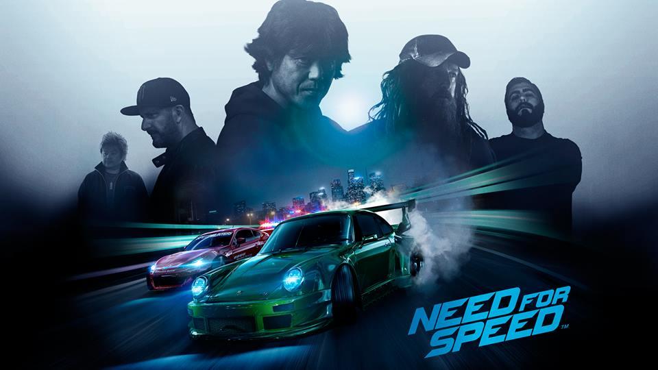 Des visuels impressionnants de Need for Speed
