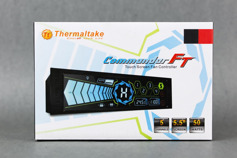 [TEST] Rheobus Commander FT de Thermaltake