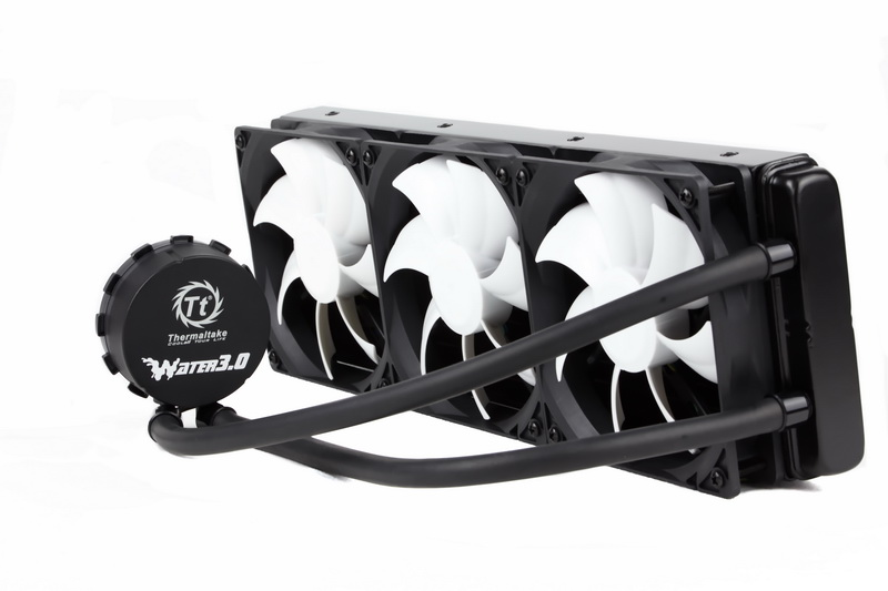 [TEST] AIO Thermaltake Water 3.0 Ultimate