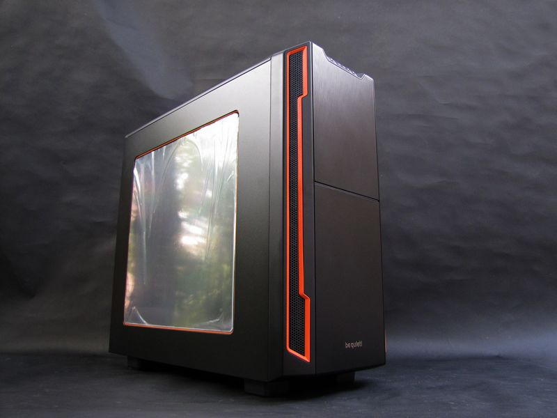 [TEST] Silent Base 600 window de Bequiet!