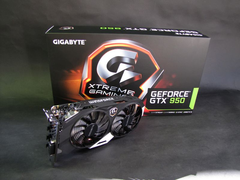 [TEST] Gigabyte GTX950 Xtreme Gaming