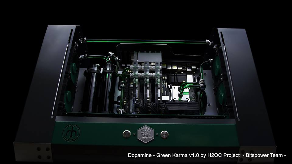 [MOD] Dopamine - Green Karma - par H2OC Project