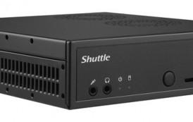 SHUTTLE DH170, un PC robuste de 43 mm d'épaisseur pour les nouveaux processeurs LGA1151