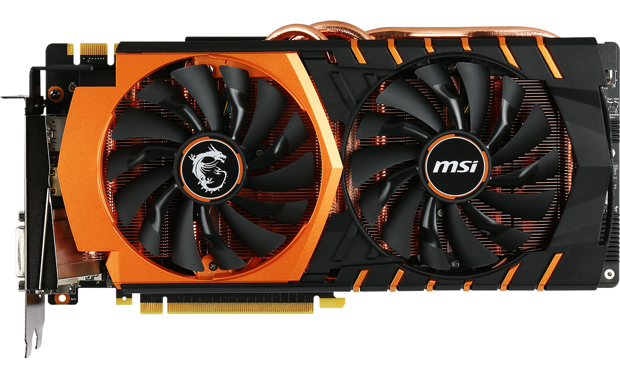 MSI annonce la GeForce GTX 980 Ti Gaming Golden Edition