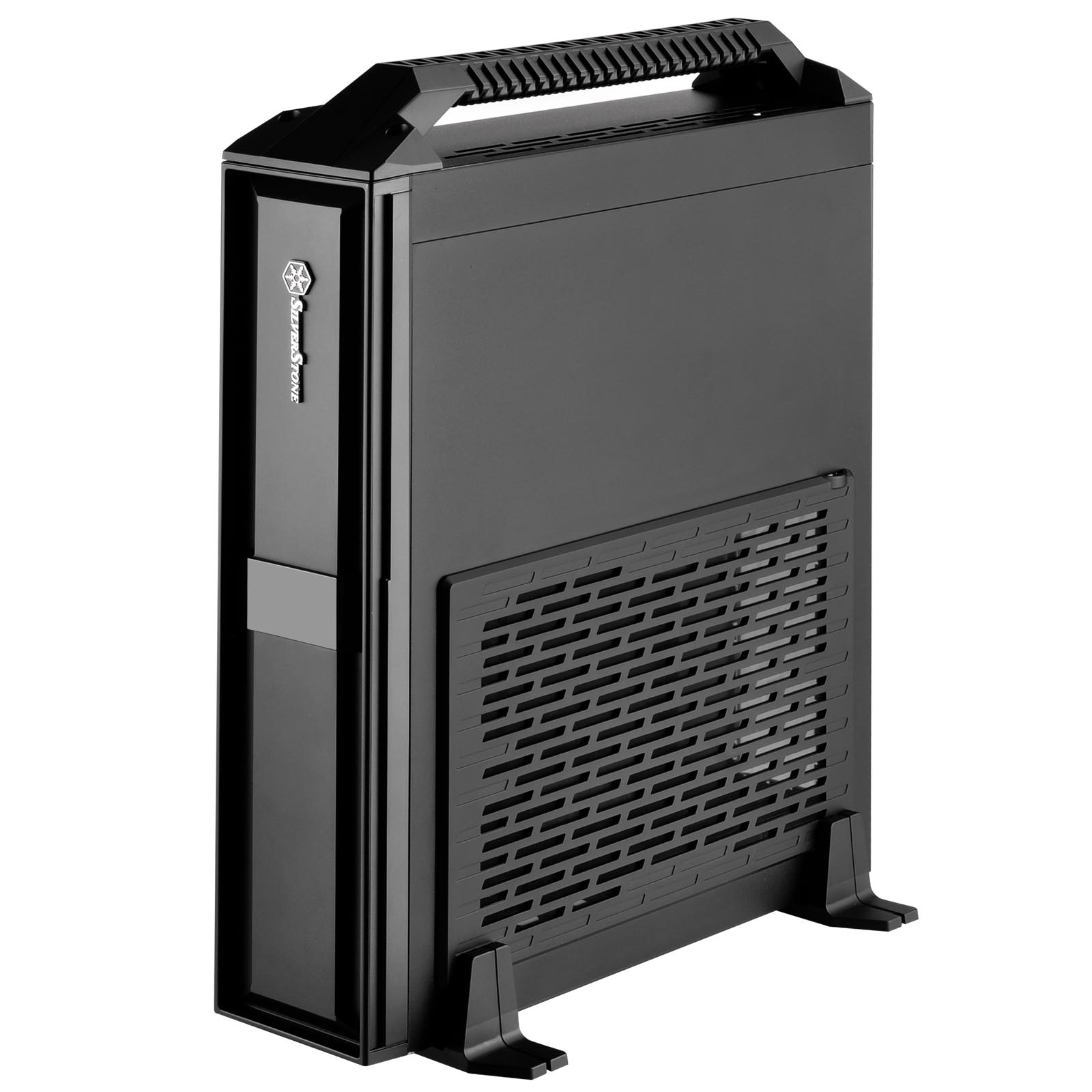 SilverStone  propose un nouveau boitier mini-ITX, le ML08