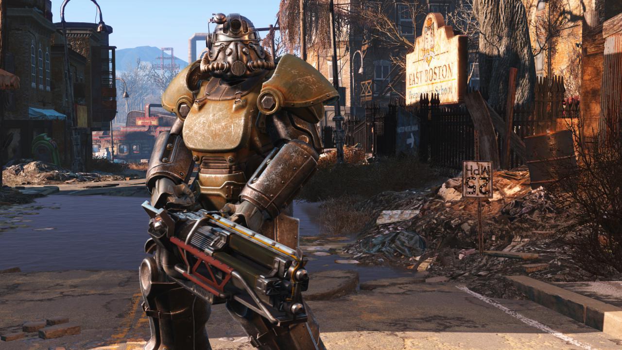 Fallout 4 : recommandations matérielles et drivers