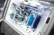 Un joli projet en blanc et bleu