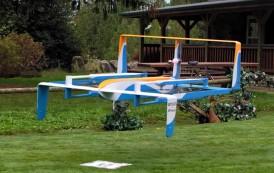 Amazon présente son nouveau drone de livraison