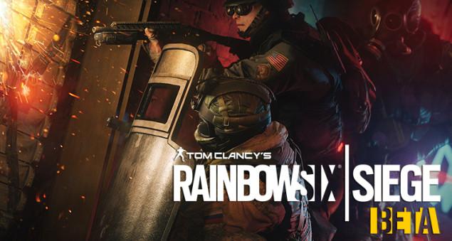 MAJ Rainbow Six Siege en Beta ouverte pour le week end
