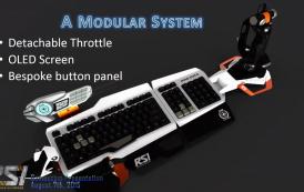 Star Citizen présente son contrôleur custom à 350$