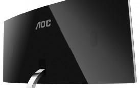 AOC annonce un écran incurvé 160Hz pour le CES 2016