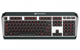 Cougar annonce un clavier mécanique en alu