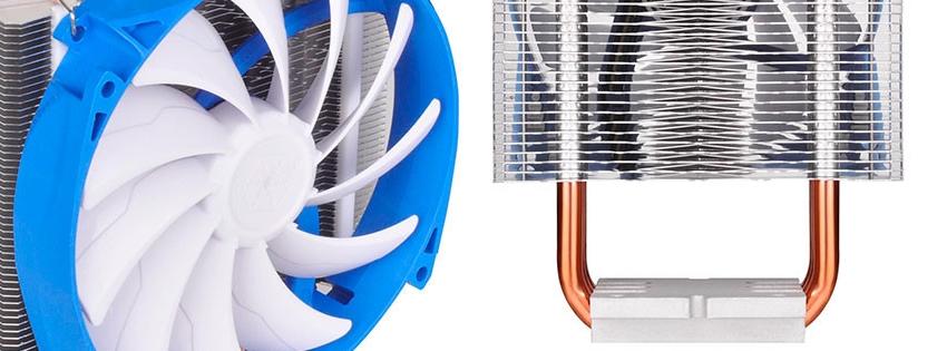 SilverStone lance deux nouveaux ventirads