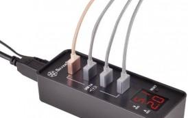 SilverStone lance un HUB USB avec charge rapide et monitoring