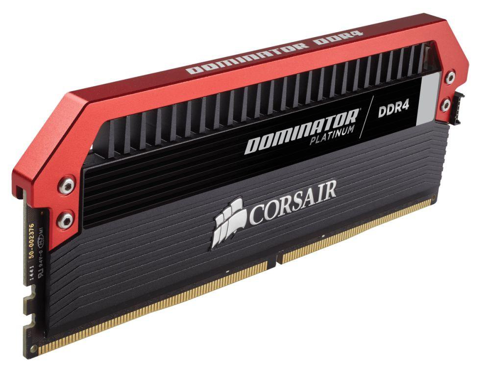 Corsair voit rouge avec sa DDR4