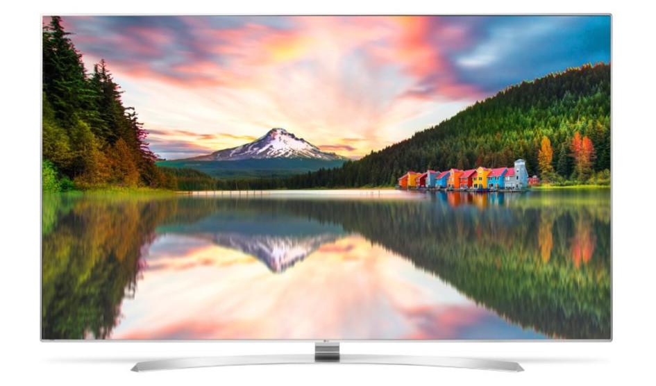 [CES2016] LG annonce un écran 8K de 98 pouces