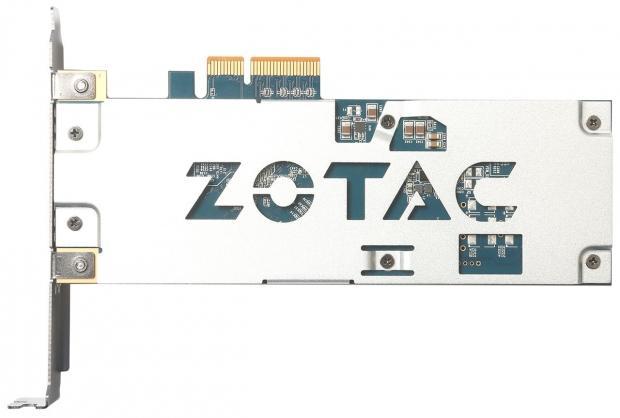 Un SSD PCIe qui turbine à 2GB/sec chez ZOTAC