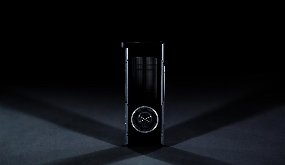 Nvidia GP104 Pascal repéré sur Zauba