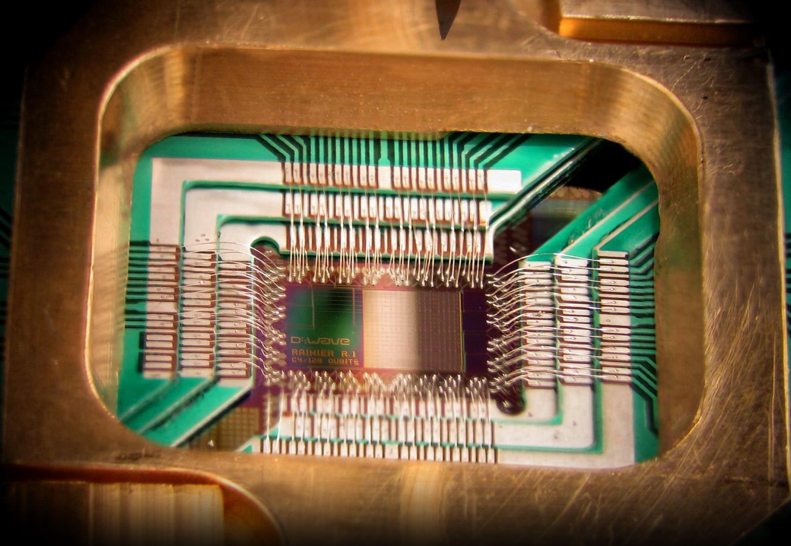 Un ordinateur quantique vendu pour 15 millions
