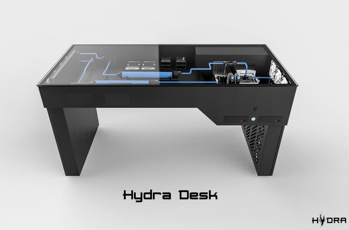 Hydra lance sa nouvelle campagne Indiegogo